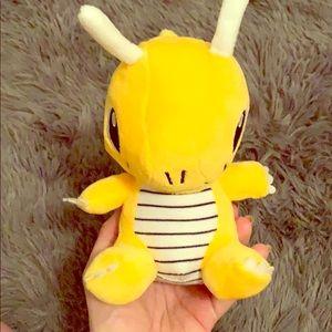 Dragonite Pokémon Plushie